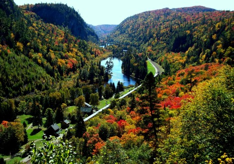 Agawa_Canyon_Park_