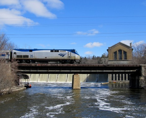 Amtrak.HuronRiver.AnnArbor